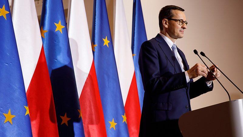 neutralność klimatyczna, Fit for 55, Polska Zielona Sieć, Mateusz Morawiecki, Charles Michel, Unia Europejska, Komisja Europejska