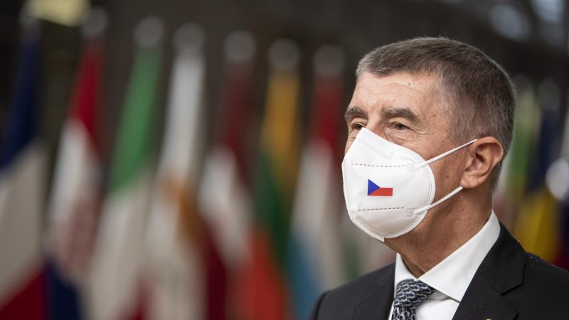 Czechy, Andrej Babiš, premier