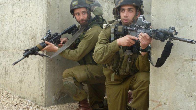 Izrael, żołnierze
