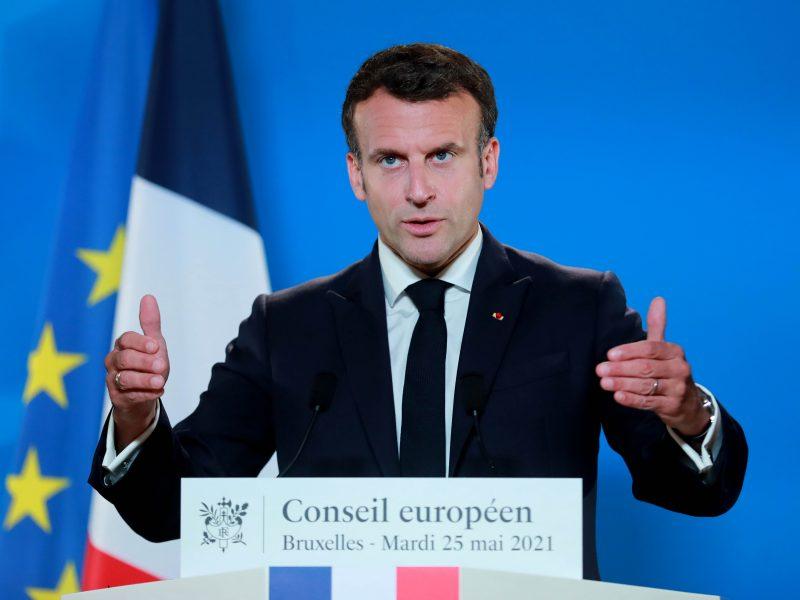 Francia-Macron-Covid-pasaportes-corona-covid-19-pandemia-cuarta ola-restricciones-vacunas-para-no vacunados