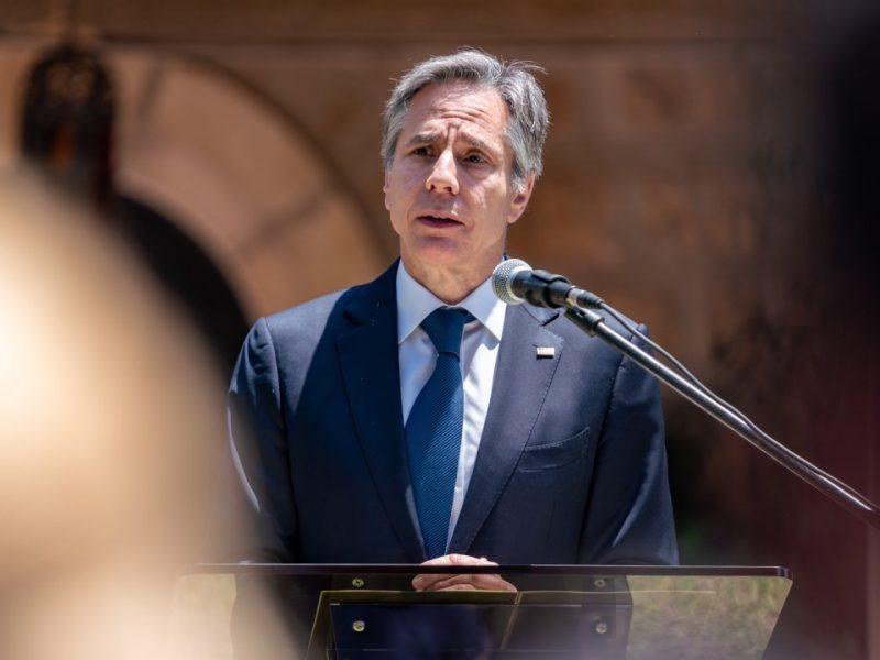 Antony Blinken, USA, Ameryka, sekretarz stanu