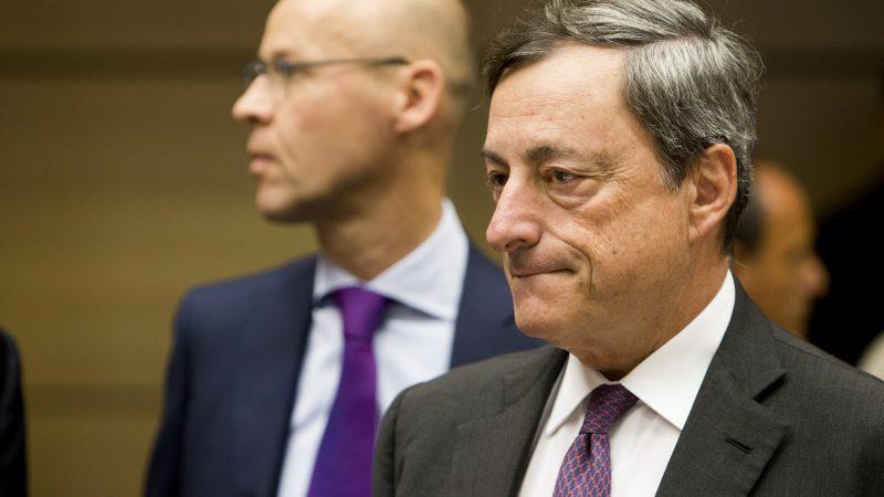 Mario Draghi, Włochy, premier