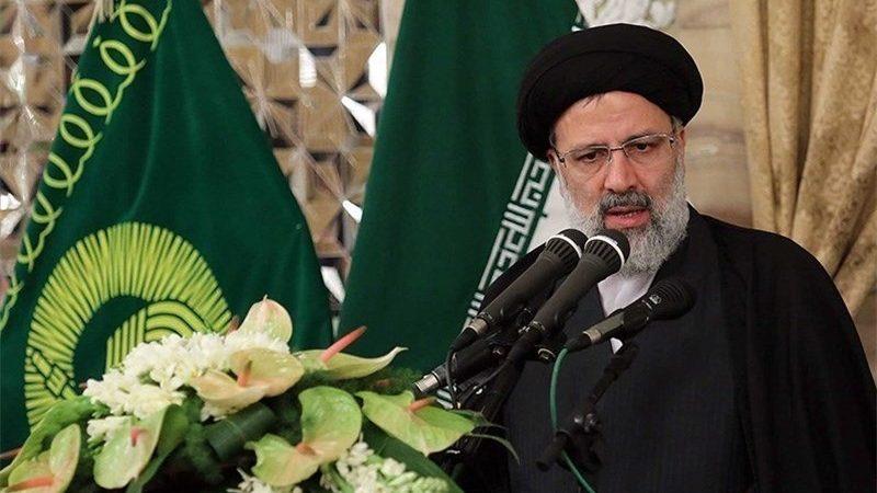 Zwycięzca wyborów prezydenckich w Iranie Ebrahim Raisi, źródło: Wikipedia/fot. Mohammad Hossein Taaghi/Tasnim News Agency (CC BY 4.0)