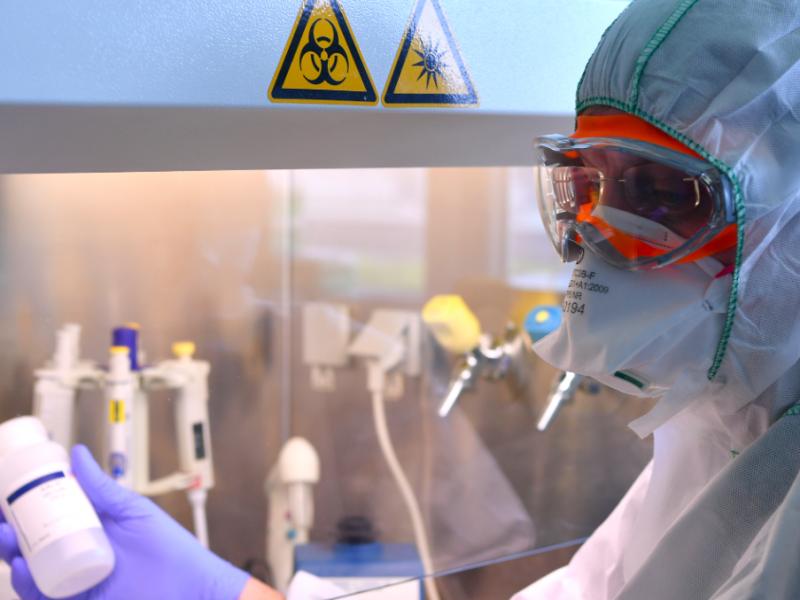 Mnożą sięwątpliwości co do laboratorium wirusologicznego w Wuhan, żródło: Wikipedia/fot. Dean Calma/IAEA (CC BY 2.0)