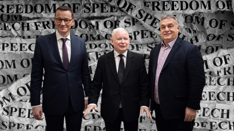 Press freedom under attack in Central and Eastern Europe? – EURACTIV.pl