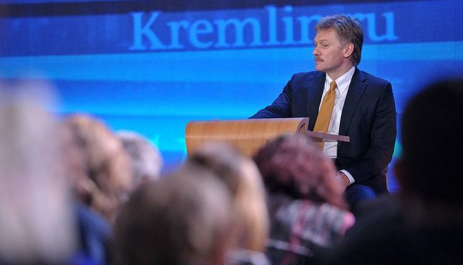 Rzecznik Kremla Dmitrij Pieskow, źródło: en.kremlin.ru (CC BY 3.0)