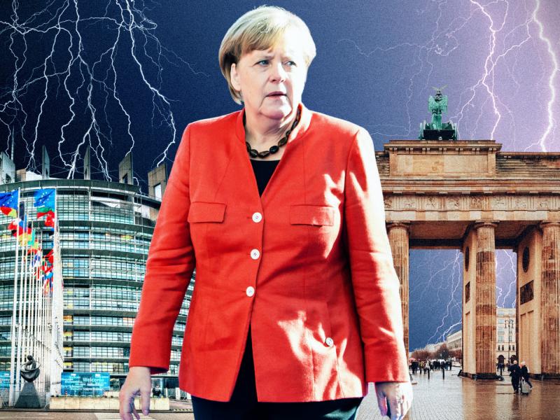 W czwartek Angela Merkel spotka się z Joe Bidenem