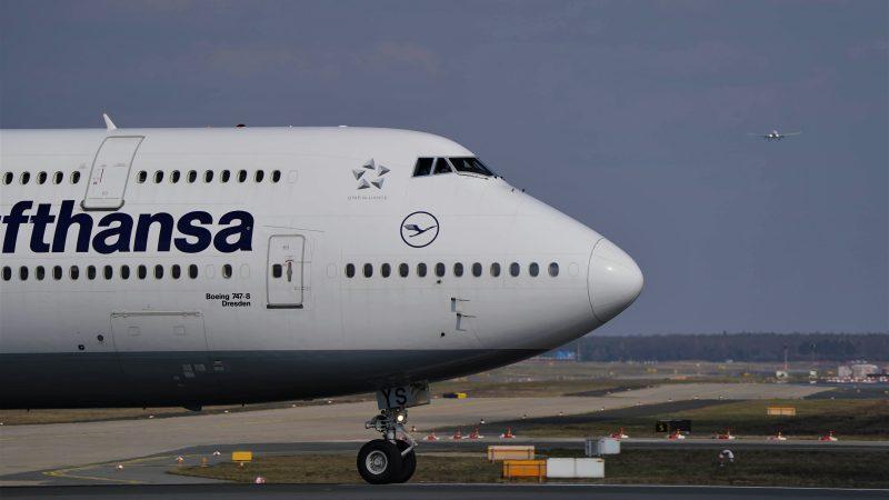 Lufthansa, samolot