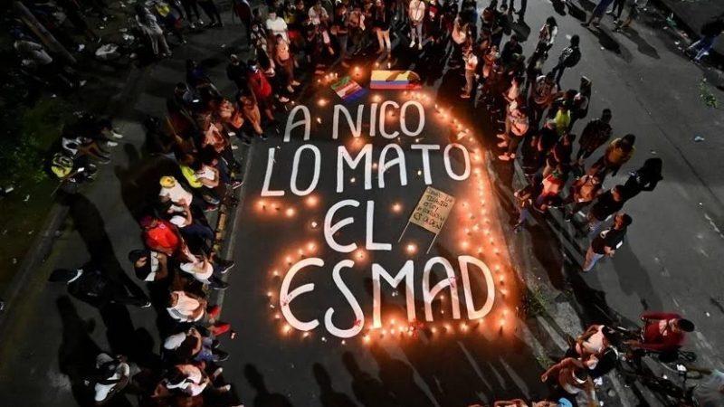 Kolumbia-protesty-Duque-pandemia-nierówności-bieda-bezrobocie-chile-FARC-reforma-podatkowa-przemoc-unia-europejska