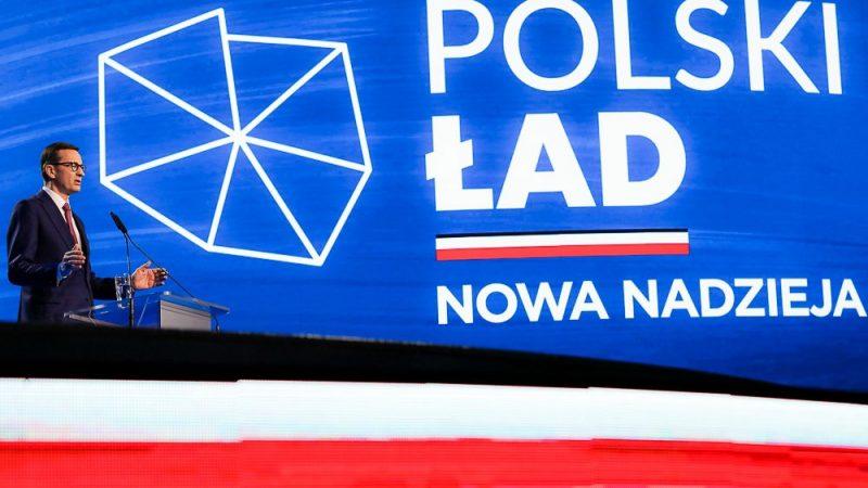 Polski Ład, Mateusz Morawiecki, Jarosław Kaczyński, Zbigniew Ziobro, Elżbieta Witek, Jarosław Gowin, PiS, Zjednoczona Prawica