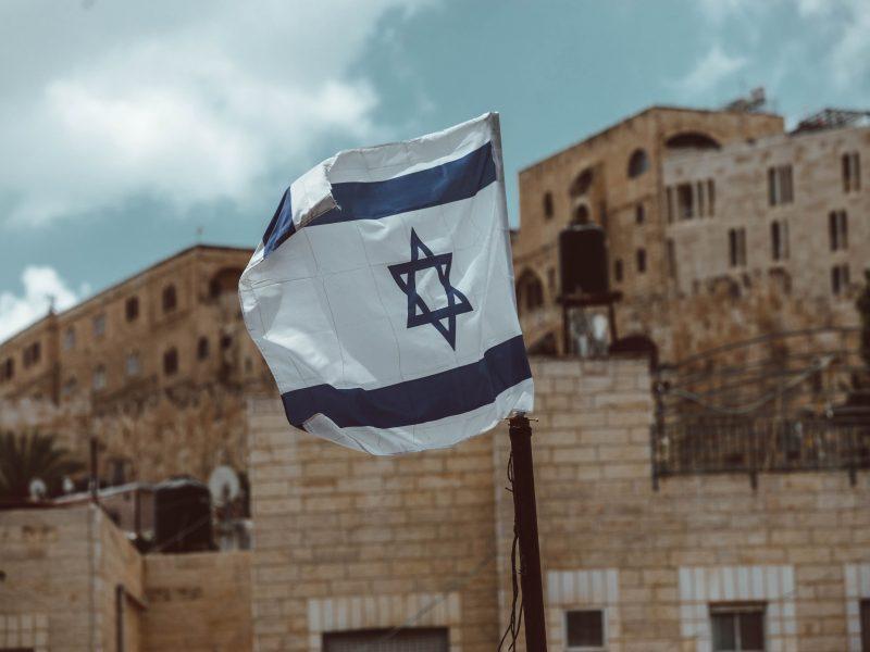 Izrael, flaga