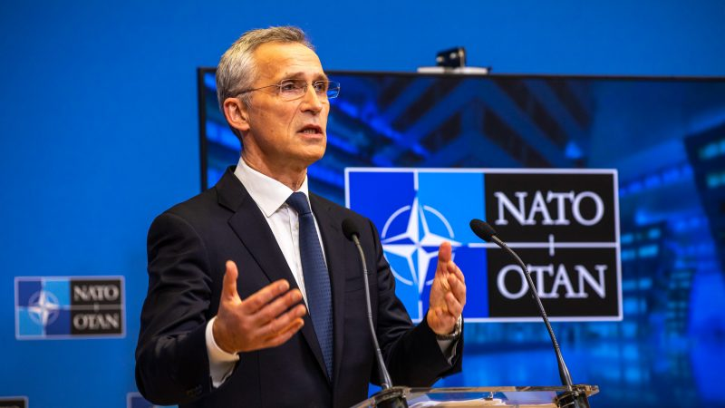 NATO, Jens Stoltenberg