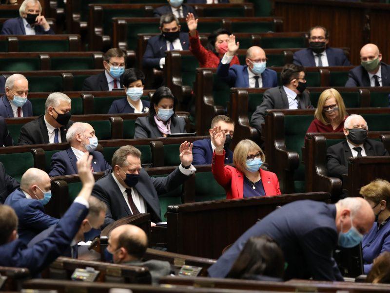 Sejm, Zjednoczona Prawica