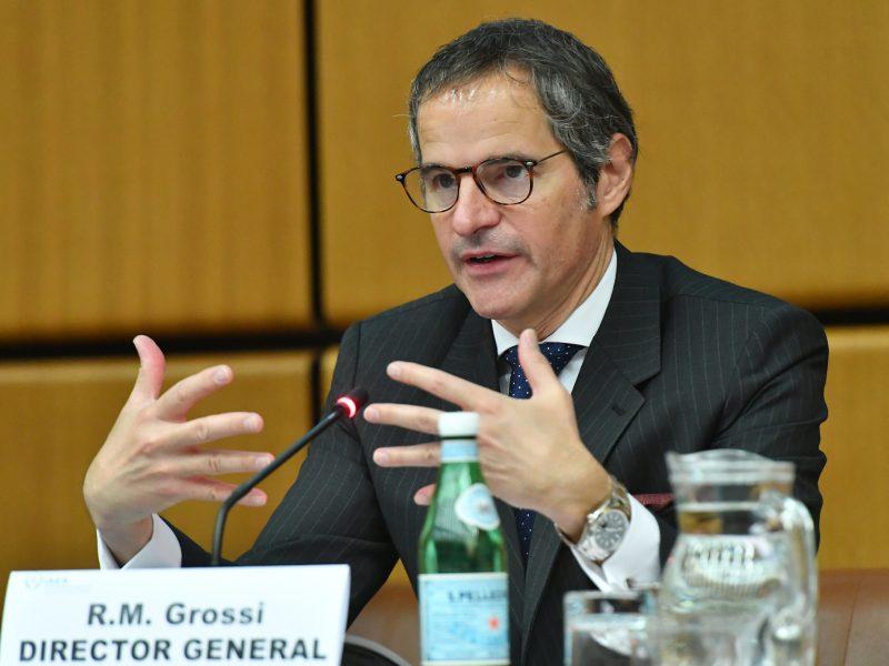 Rafael Grossi, MAEA