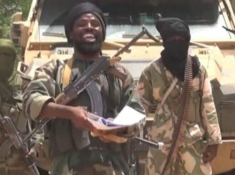 nigeria-afryka-boko-haram-Abubakar-Shekau-ISIS-Państwo-islamskie