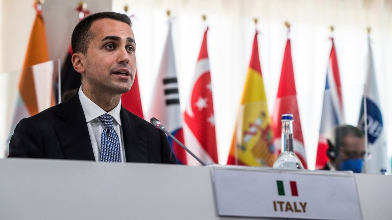 G20, Luigi Di Maio, Włochy