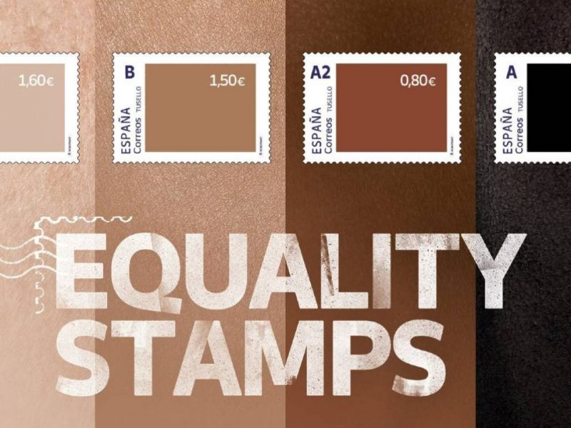 Hiszpańska seria znaczków pocztowych wywołała spore kontrowersje, źródło: Correos España