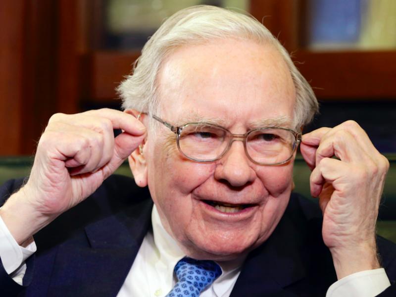 Inwestor giełdowy Warren Buffet od lat opowiada sięza podnoszeniem podatków dla najbogatszych, ale wedłu ProPublica sam płaci je według bardzo niskich stawek, źródło: Flickr/freeimage4life (CC0 1.0)
