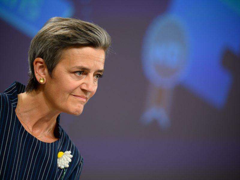 Margrethe Vestager, Komisja Europejska, KE, UE, Unia Europejska