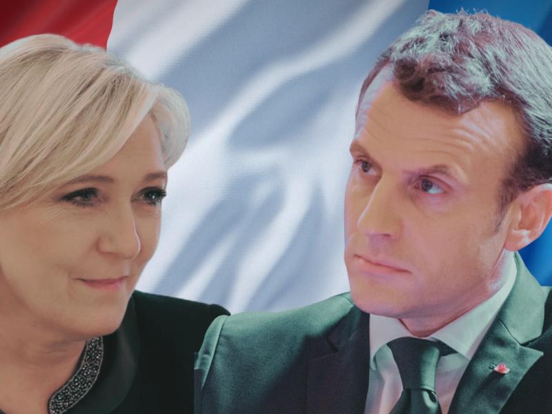 francja-paryz-macron-marine-le-pen-wybory-regionalne-skrajna-prawica-LREM-RN-Ostrowski-sondaż