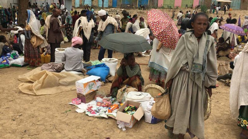 Sytuacja humanitarna w północnej Etiopii jest coraz gorsza, źródło: OCHA Ethiopia, fot. Jordi Casafont Torra