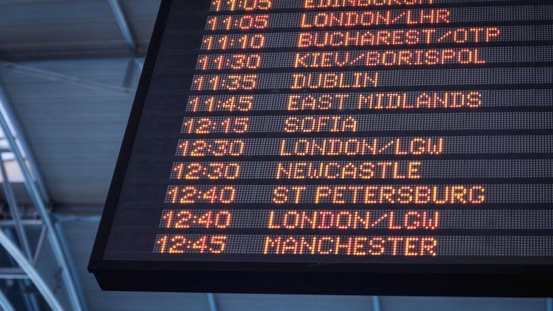 Ryanair, Wielka Brytania, Boris Johnson, Polska, linie lotnicze, koronawirus