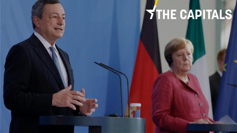 Unia Europejska, Turcja, Niemcy, Merkel, Draghi, Erdogan, Syria, imigracja, Bałkany