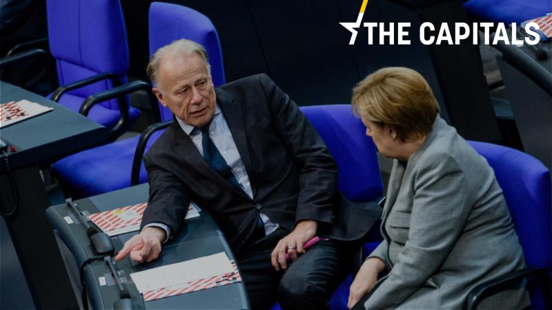 Niemcy, zieloni, Merkel, Trittin, Baerbock, Polska, Komisja Europejska, Unia Europejska, Francja