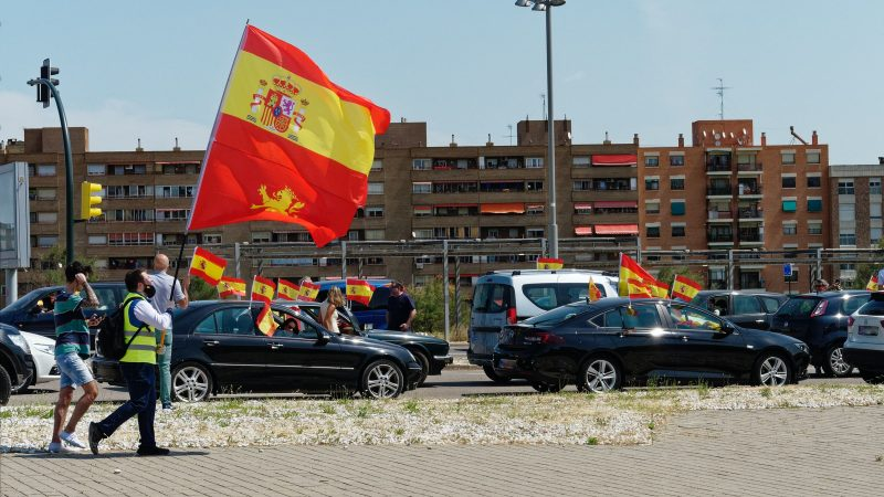 Hiszpania, Madryt, Katalonia, separatyzm, Puigdemont, Vox, Unia 78, regionalizmy, Sanchez, PSOE