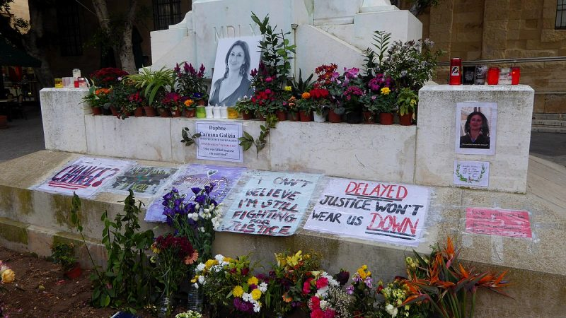 Daphne Caruana Galizia, śledztwo, Malta, Joseph Muscat