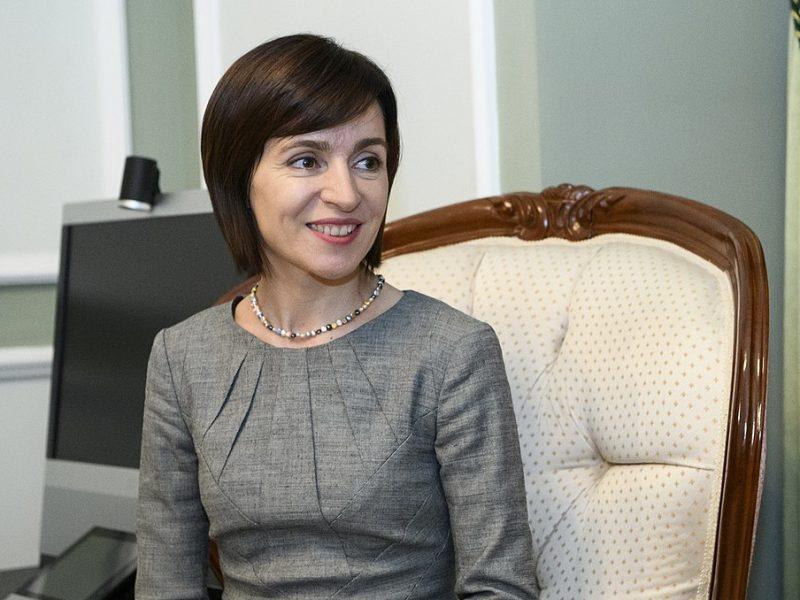 Mołdawia, Maia Sandu, Igor Dodon, wybory parlamentarne, Partia Działania i Solidarności, PAS