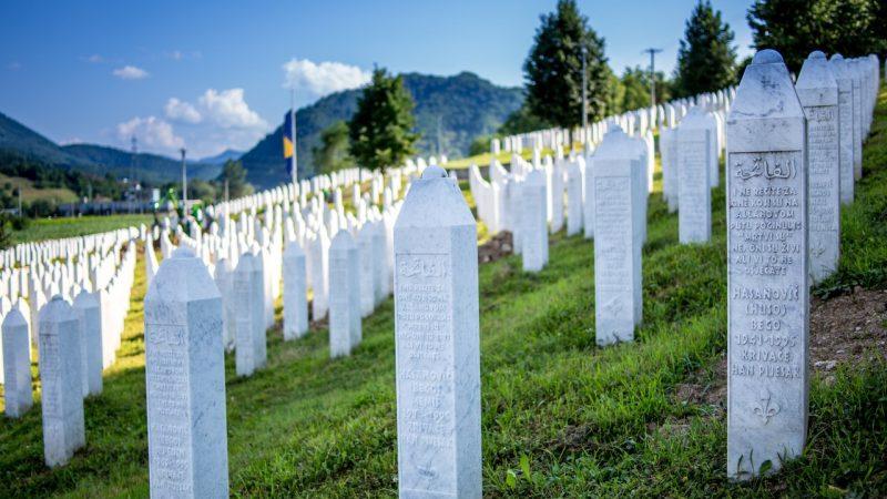 Bośnia i Hercegowina, Srebenica
