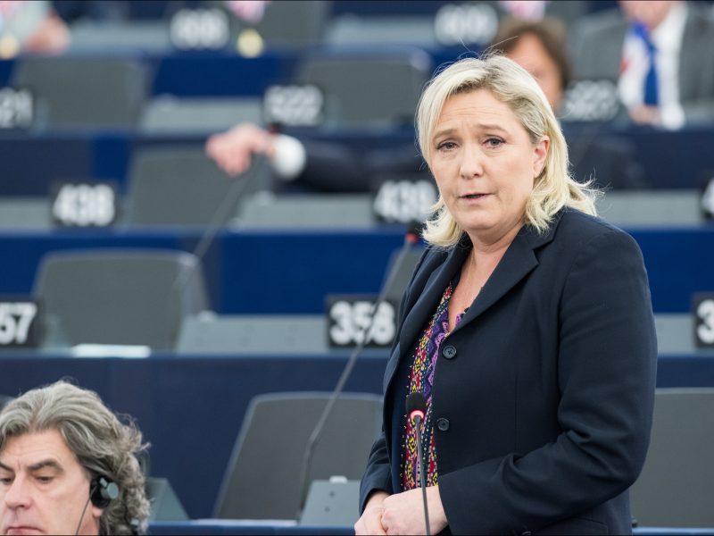 Francja, Le Pen, Macron, wybory, skrajna prawica, islam, imigracja