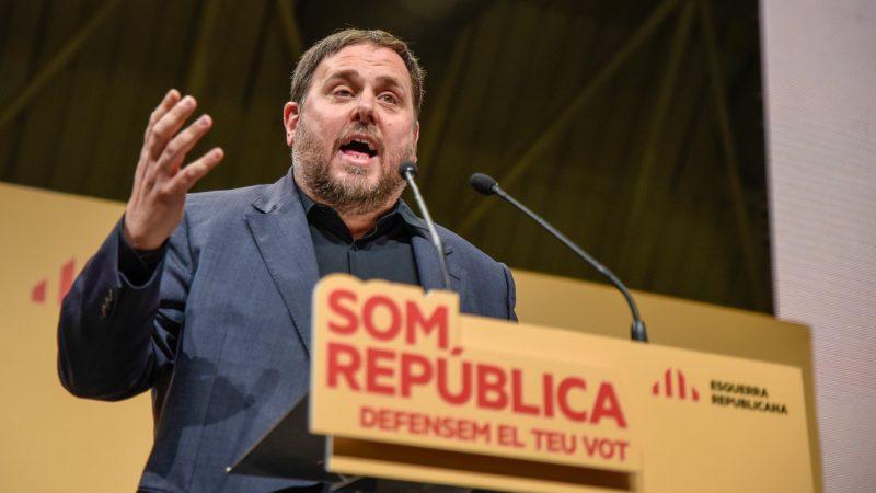 Katalonia, Hiszpania, Unia Europejska, Oriol Junqueras, niepodległość, regiony, regionalizm, separatyzm, Bruksela, Parlament Europejski