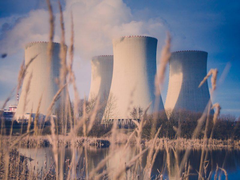 energia jądrowa, elektrownia, źródła energii