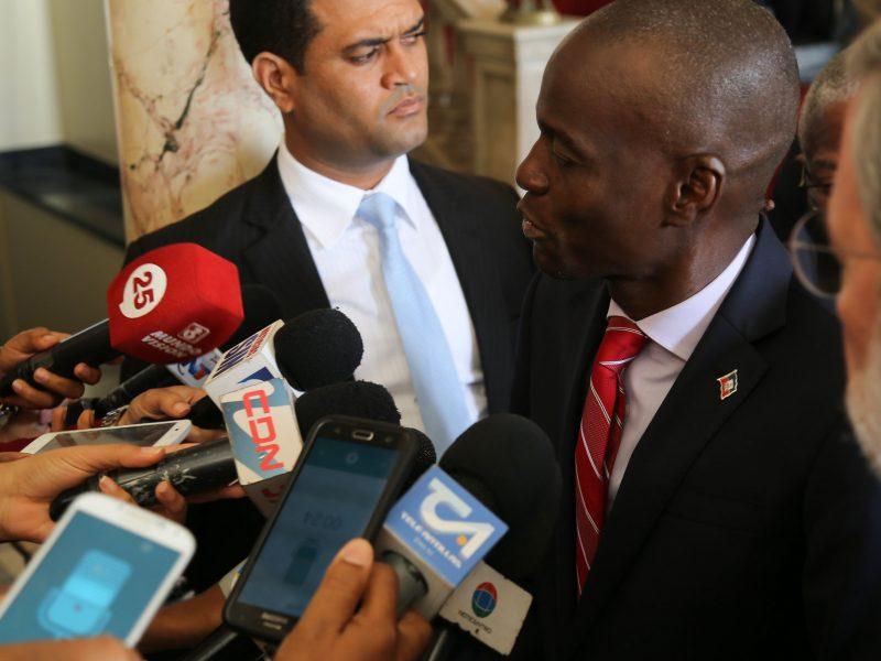 Prezydent Haiti Jovenel Moise został zamordowany we własnej rezydencji, źródło: Flickr/Gobierno Danilo Medina, fot. Karla Sepúlveda/Presidencia República Dominicana (CC BY-NC-ND 2.0)