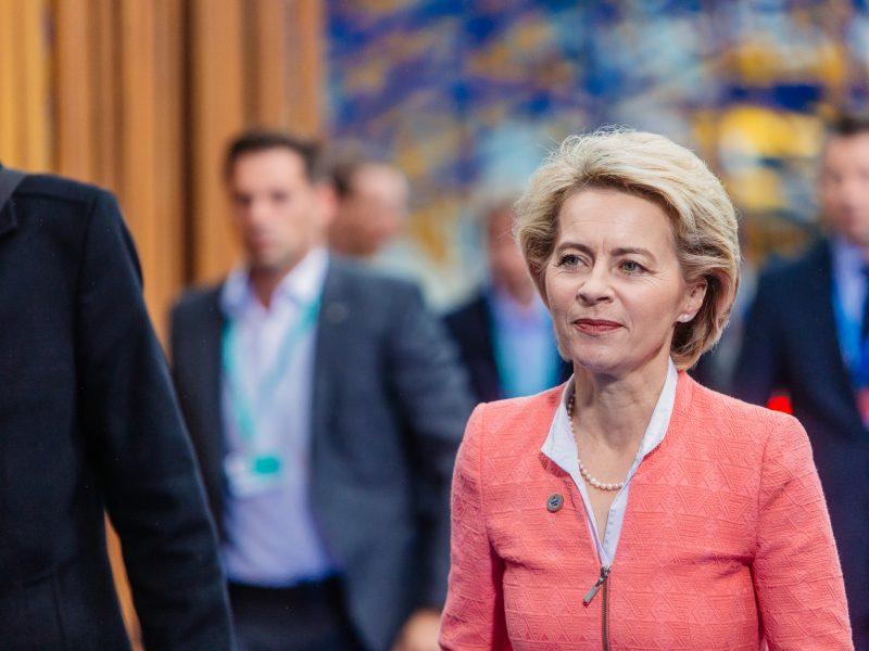Unia Europejska, Europejski Zielony Ład, Fit for 55, Ursula von der Leyen, Frans Timmermanns, Chiny, Niemcy, Francja