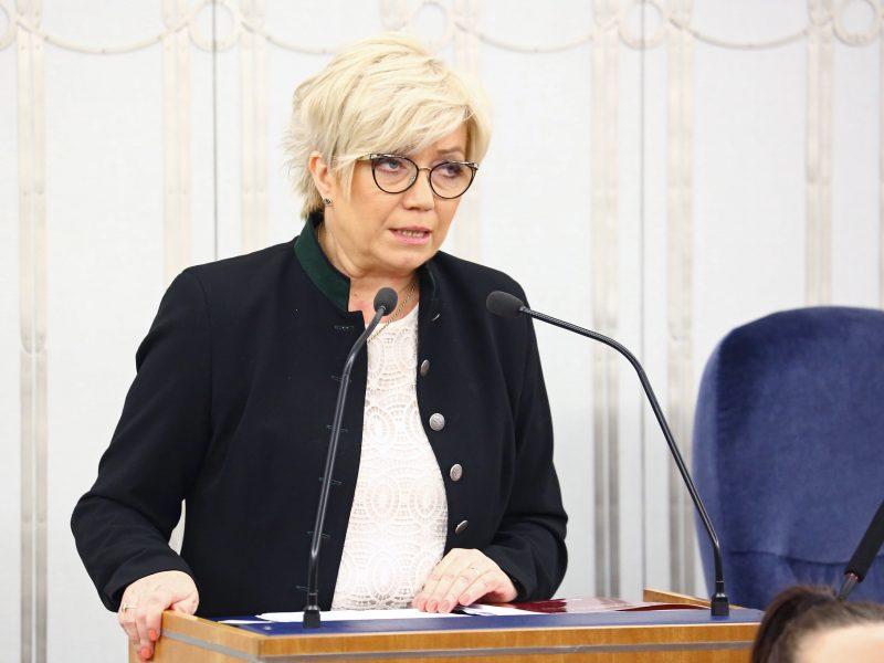 Polska, Trybunał Konstytucyjny, Julia Przyłębska, prawo, UE, polexit