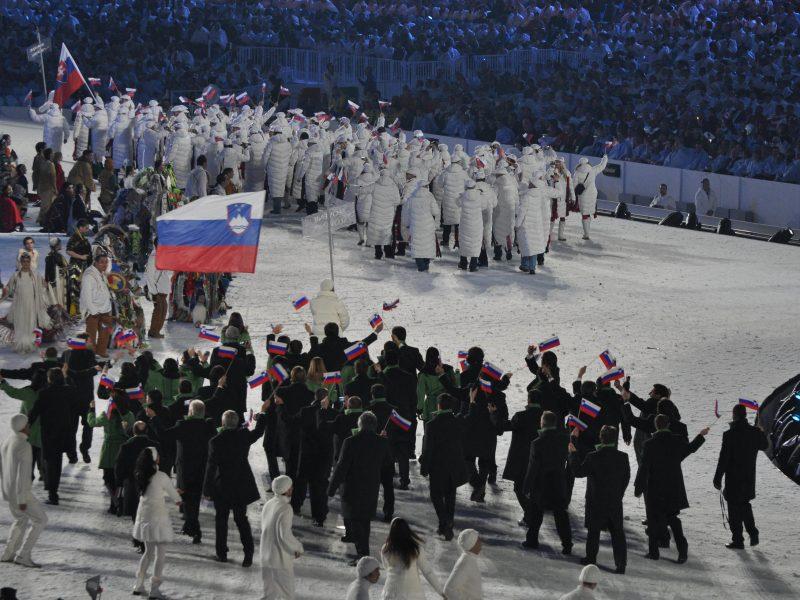 Słowenia, Igrzyska Olimpijskie
