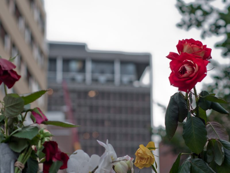 Oslo, zamachy, Breivik
