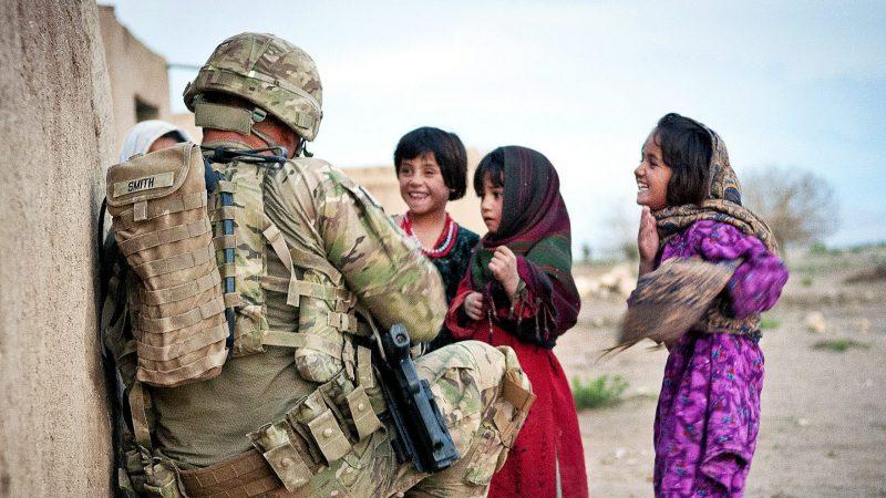 Afganistan, USA, NATO, ONZ, talibowie
