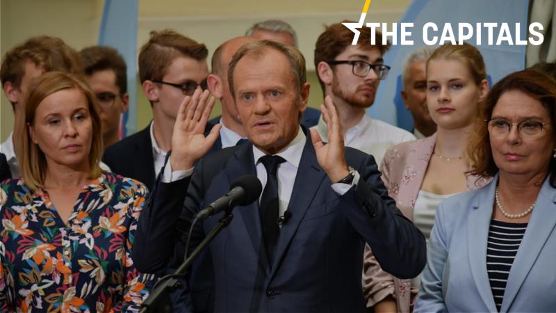 Polska, Platforma, Tusk, PiS, PO, sondaże, Koalicja Obywatelska, Kaczynski, Morawiecki, Niemcy, Unia Europejska