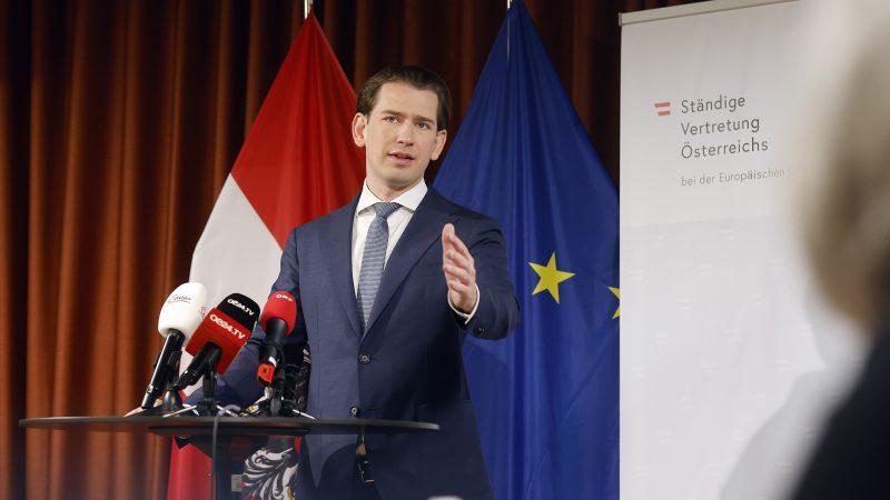 Austria, Sebastian Kurz