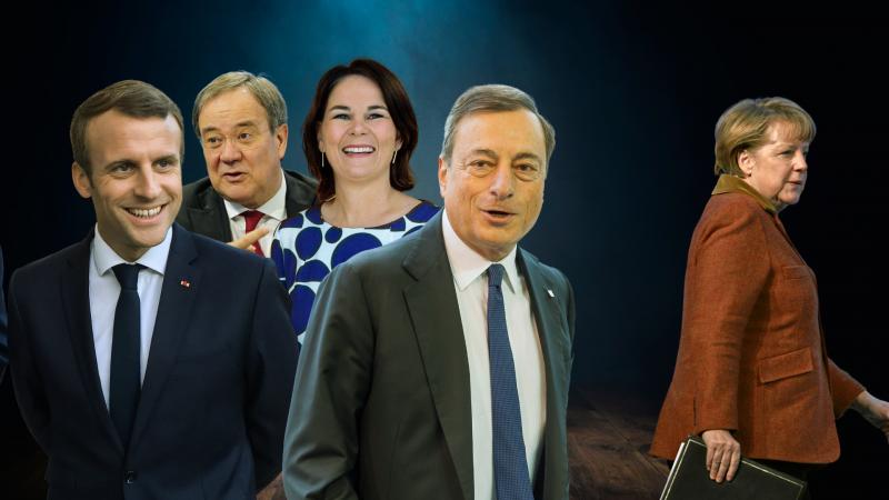 Kto zostanie europejskim sukcesorem Angeli Merkel?