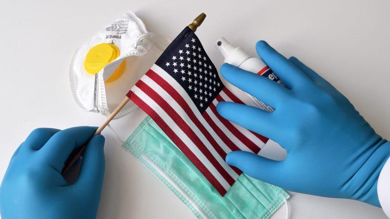 USA, Stany Zjednoczone, koronawirus, Delta, COVID-19