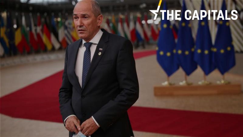 Słowenia, unia europejska, jansa, KPO, polska, węgry, pandemia, Euro 2020, praworządność