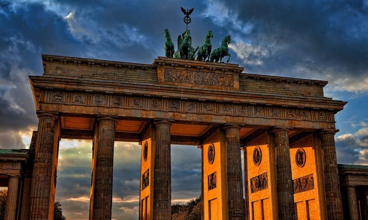 Niemcy, NRD, RFN, wschodnie landy, Berlin, zjednoczenie