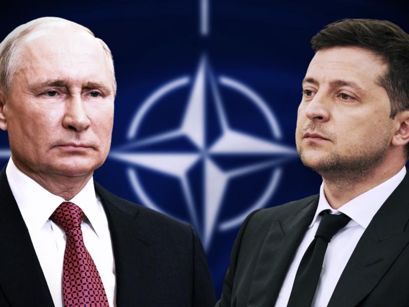 Rosja, Ukraina, Putin, Zełenski, Polska, Sojusz, Donbas, wojna, wschód, USA, Nord Stream 2