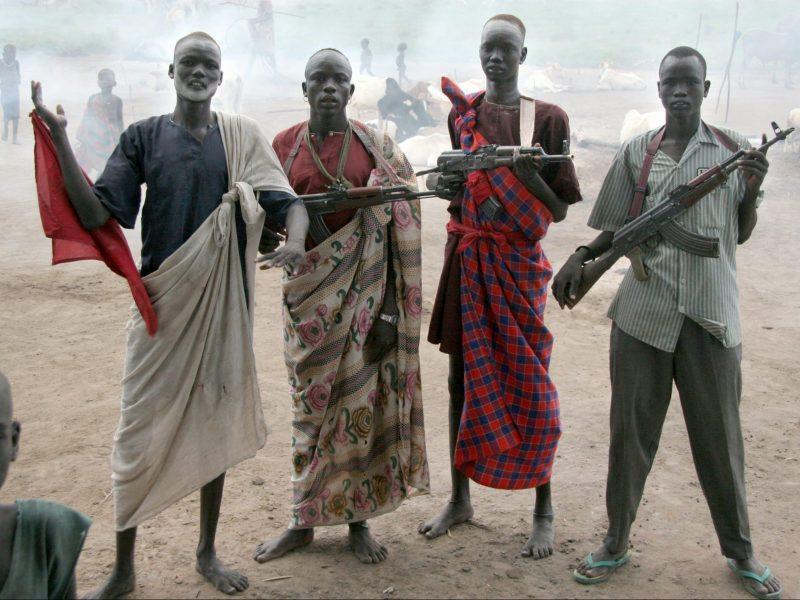Sudan Południowy rozrywany jest konfliktami etnicznymi (Photo by Randy Fath on Unsplash)
