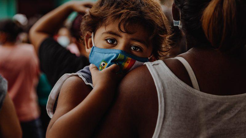 COVID-19, pandemia sieroctwa, dzieci